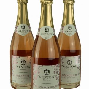 Sparkling Blush Wine