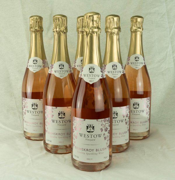Sparkling Blush Wine