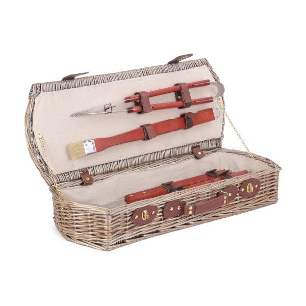 Barbeque Tool Basket Set 1